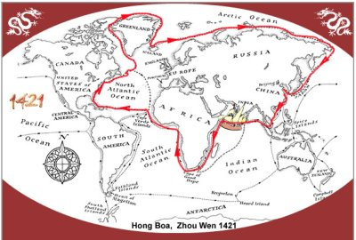 the chinese voyages of exploration The european voyages of exploration in the 15th and 16th the golden age of exploration provides an overview of the many the chinese were among the first.