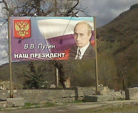 """Putin is our Presient"""