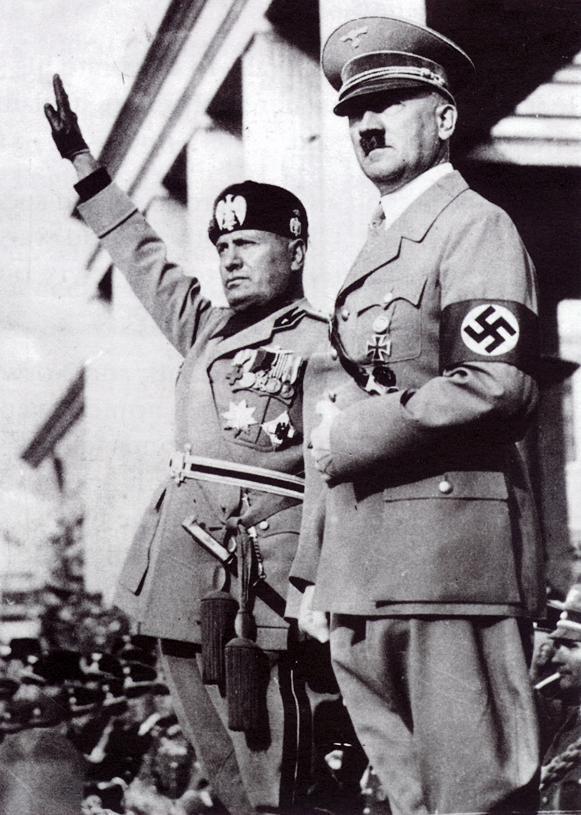 HitlerMussolini
