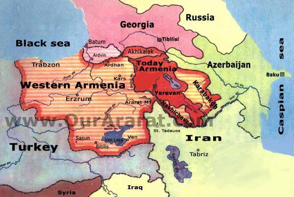 Wilsonian armenia how the armenians got screwed after world war ok sciox Images