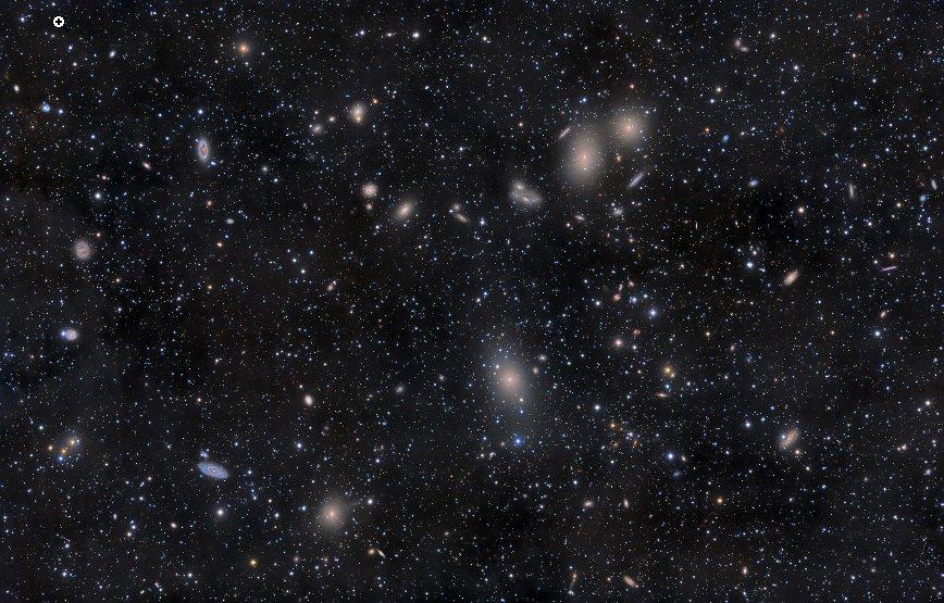 virgo supercluster | Doug's Darkworld