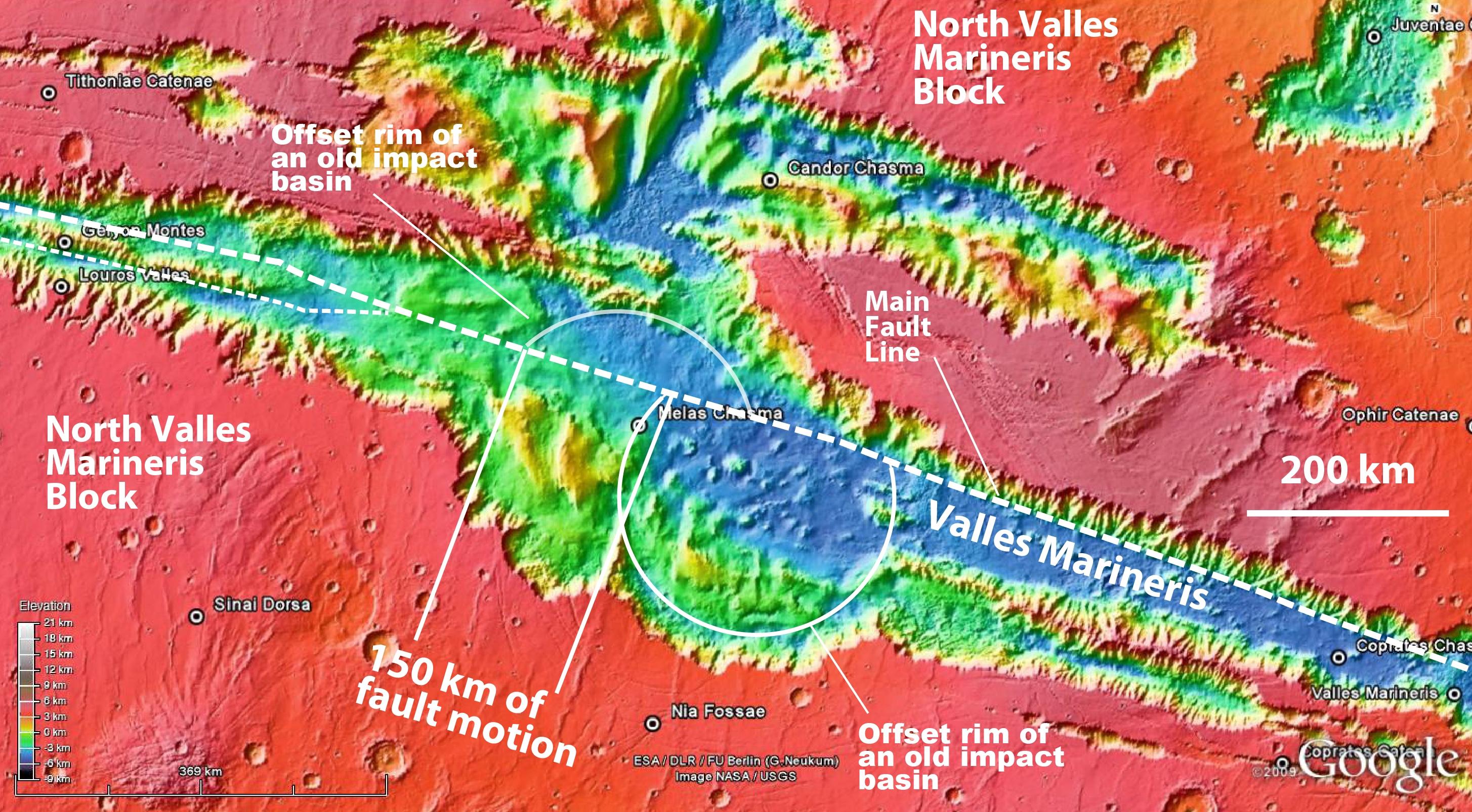 Investigating Plate Tectonics Earthquakes And Volcanoes Mars Plate Tectonics